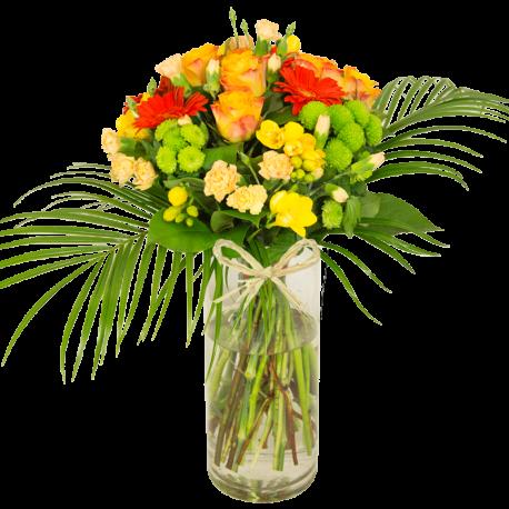 Comment envoyer des fleurs en ce moment ?